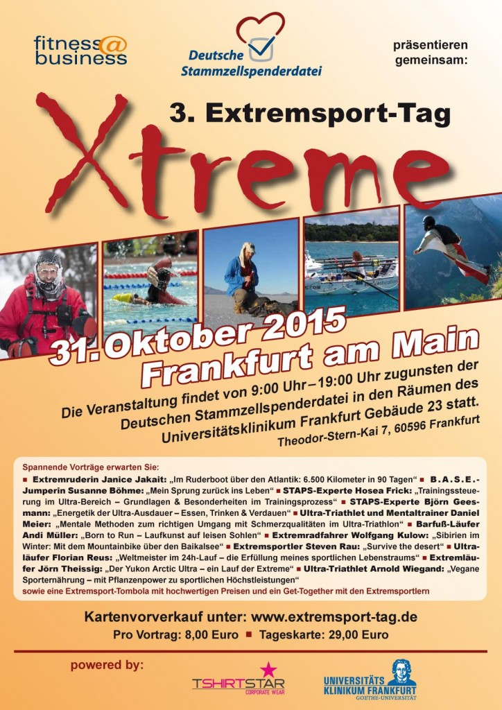 Extremsport-Tag 2015